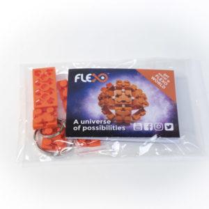 Flexo Key Rings