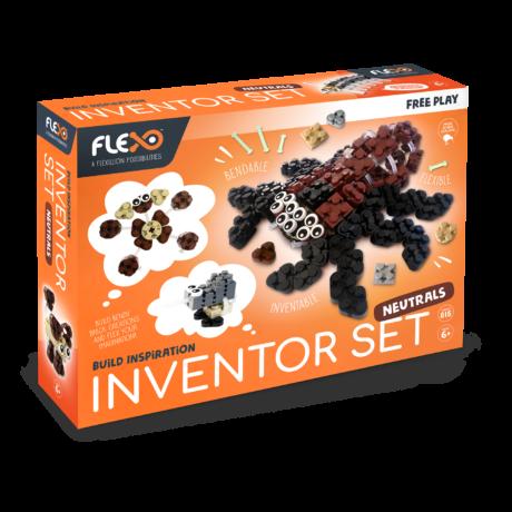 Inventor Set Neutrals Box Artwork