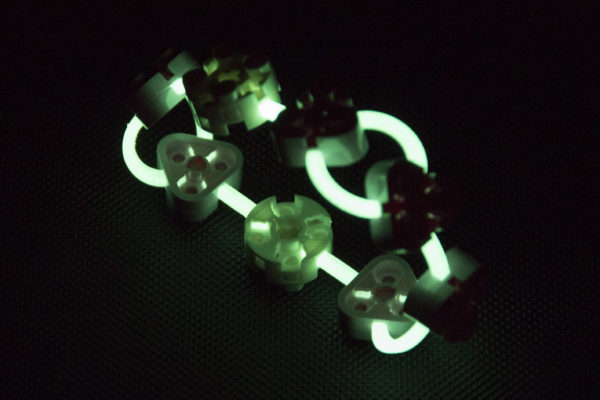 Bracelet Build Glow In The Dark