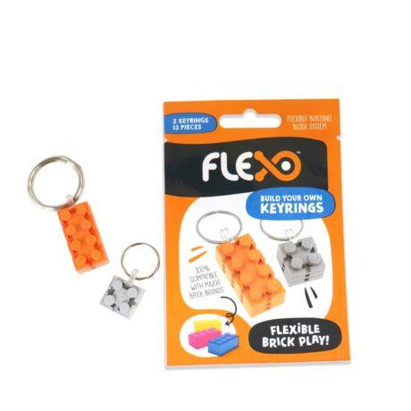 Foil Pack Keyring