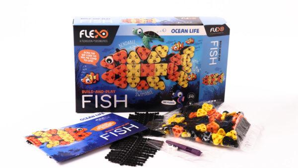 Fish Set Contents