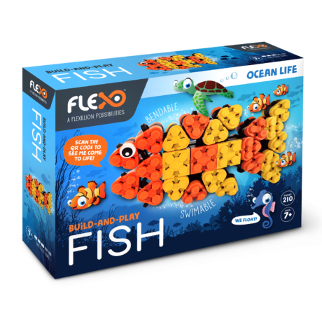 Fish Set Box Artwork