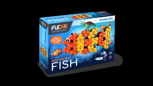 Fish Set Box Artwork