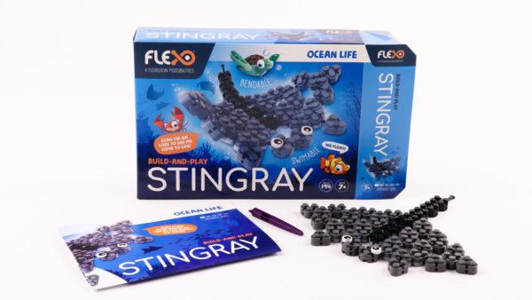 Stingray Set Contents
