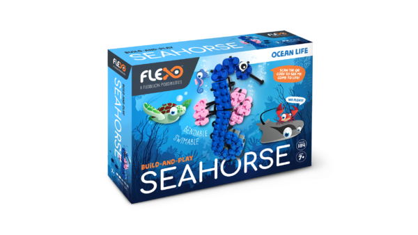 Seahorse Set Box Artwork