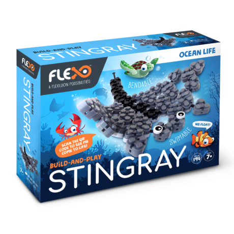 Stingray Set Box Artwork