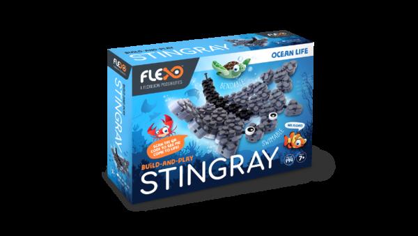 Stingray Set Box Artwork