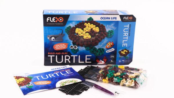 Turtle Set Contents