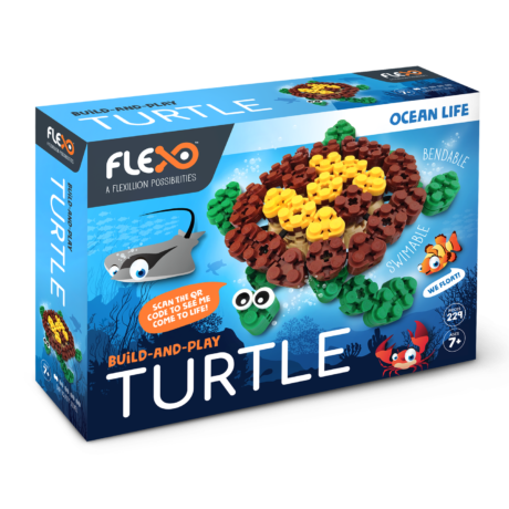 Turtle Set Box Artwork