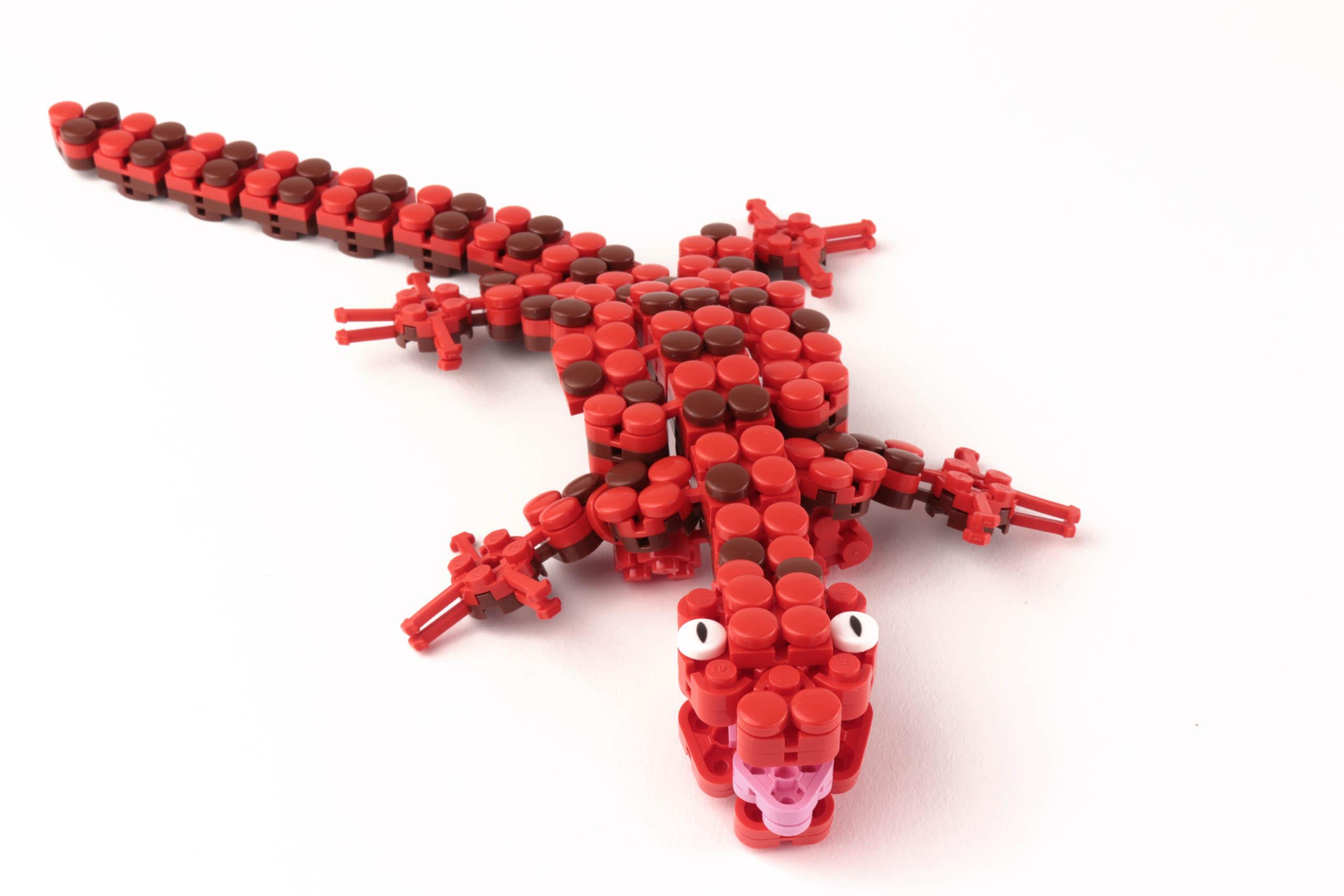 Flexo lizard